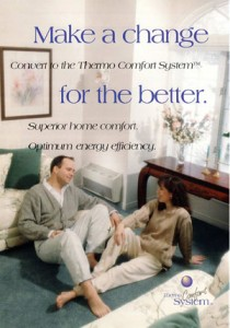 Thermo comfort
